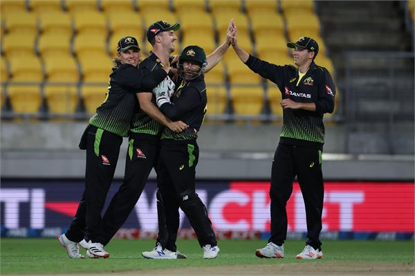 nz vs aus  australia win 4th t20  draw 2 2 in series