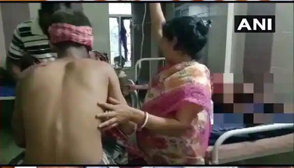 bomb blast injures 6 bjp workers in west bengal