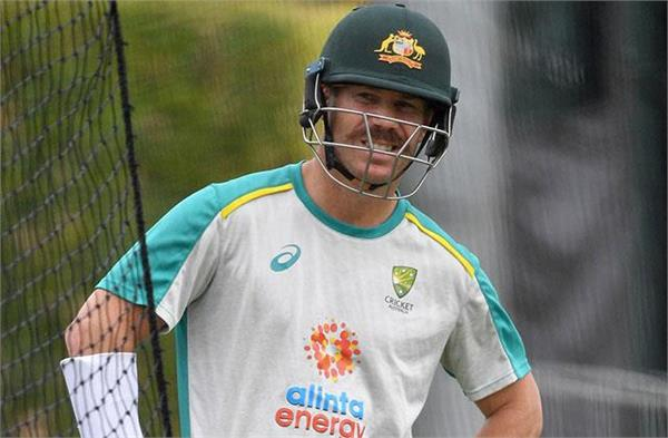 hurry was a mistake in returning from injury against india  warner