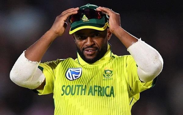 south africa handed over the odi captaincy to bavuma