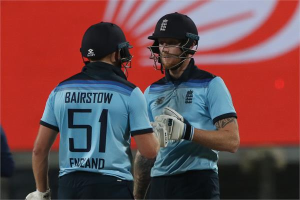 england set the record in the second odi against india