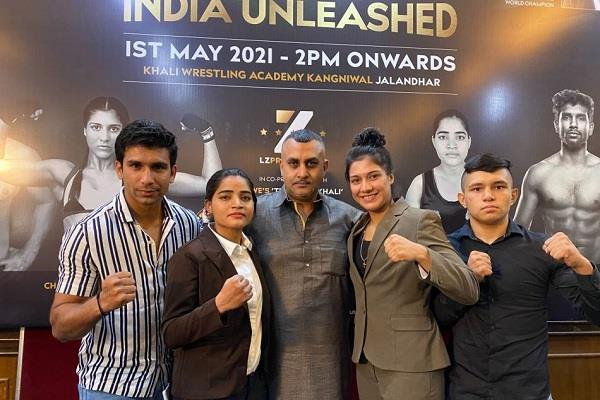 india will have a professional fight night like the us