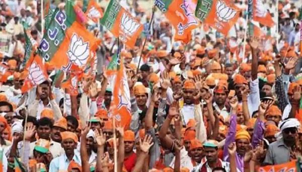 bjp wins in gujarat municipal polls