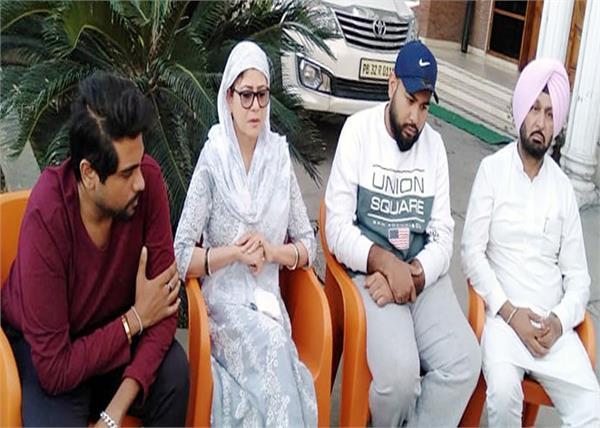 amar noori warns those who raise money in the name of sardul sikandar
