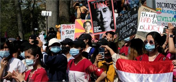 military coup in myanmar 701 killed