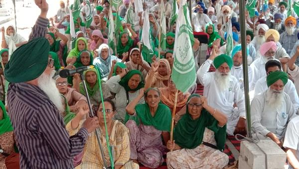 in punjab  200 days of farmers   dharna are over