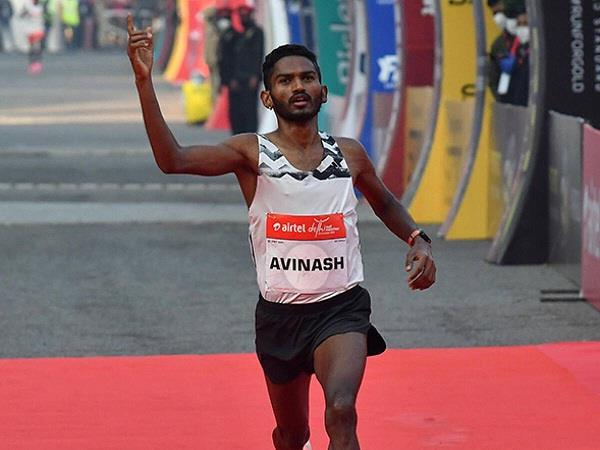 avinash saable will train in uganda from 10 april