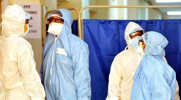 accused of corona patient in up  said on the helpline     go die