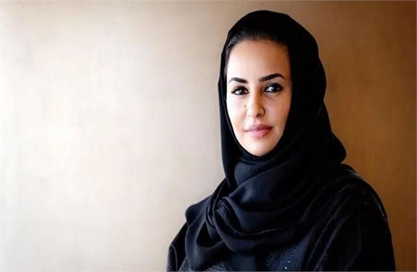 history made by saudi arabian women elected first head of digital organization