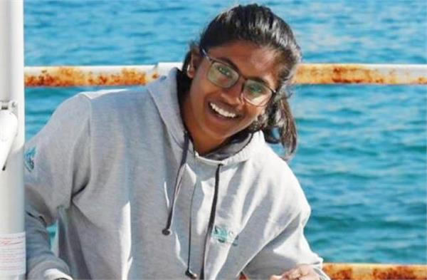 netra kumanan became india s first female sailor to qualify for olympics