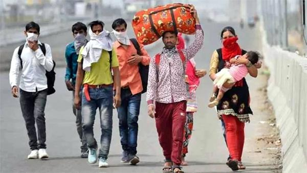 7 day quarantine for migrant laborers in up