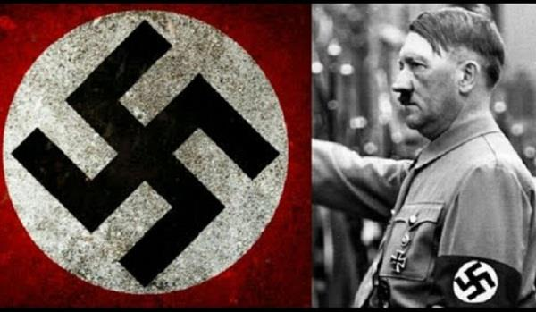 swastika  ours or hitler  s