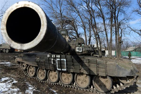 russia deployed 40 troops and robot tanks during war with ukraine