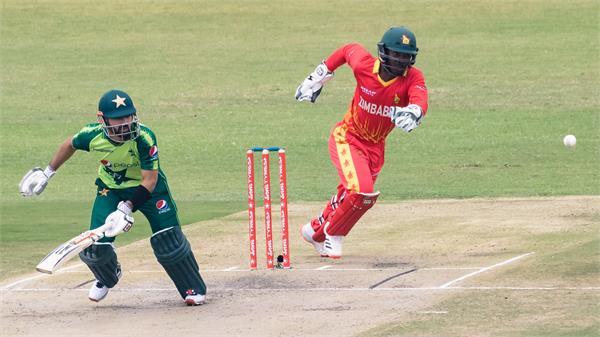 zim v pak  pakistan beat zimbabwe by 11 runs
