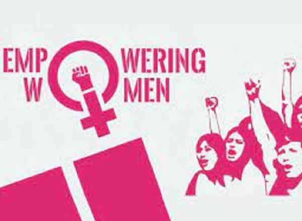 political parties to do something for the empowerment of women
