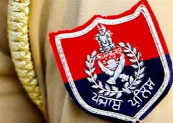 police found a car in toy pistol on nakodar jalandhar highway
