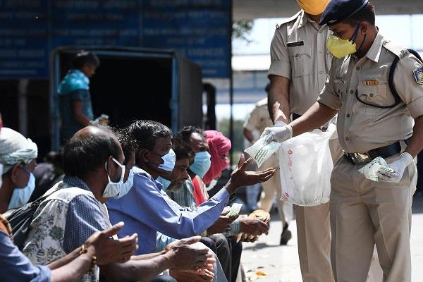 humanity is still alive in the police