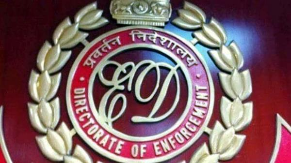 ed raids places of former minister  s son in law in telangana