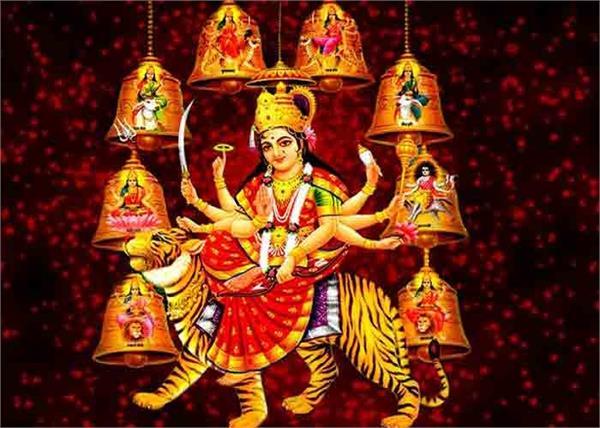 chaitra navratri 2021  beginning  chet narata  ram naomi  mahaashtami