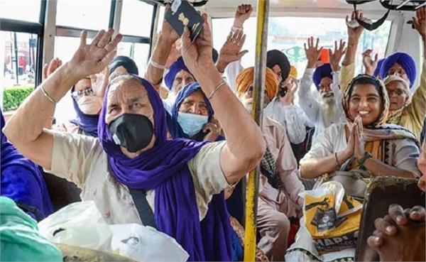 india sikh sangat gurdwara sri kartarpur sahib pakistan