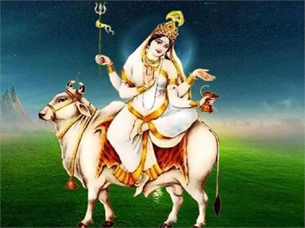 chaitra navratri 2021 first day maa shailputri puja