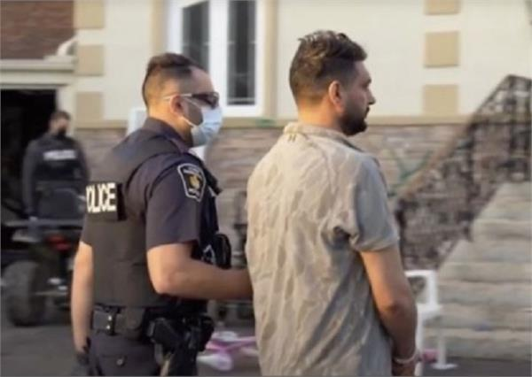 american police international drug racket punjabi native nris list