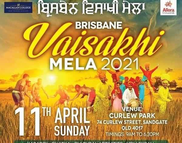 brisbane baisakhi fair  preparations complete
