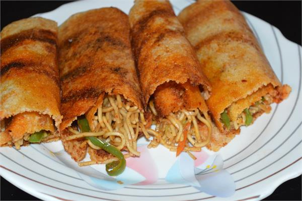 cooking tips  make and feed kids noodles dosa