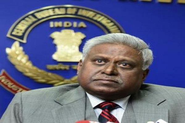 cbi director ranjit sinha passed away