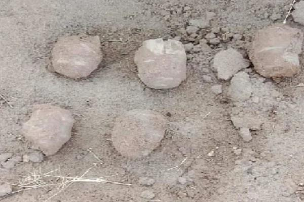 india pakistan border 5 landmines