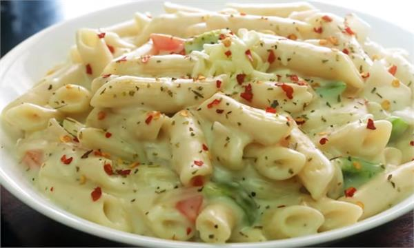 cooking tips  make creamy pasta for the kids in the home kitchen