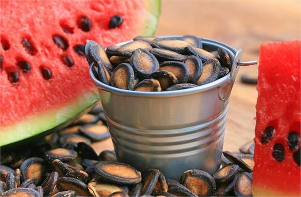 watermelon seeds  including sugar  are included in the diet