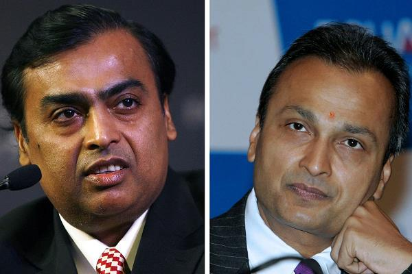 ambani brothers fined rs 25 crore in 20 year old case