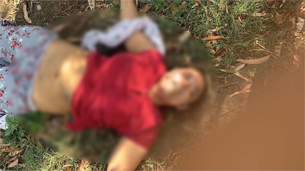 woman murder gun firing