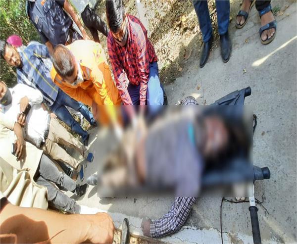punjabi newspaper journalist missing lake body suicide note