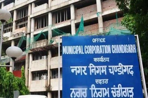 municipal corporation chandigarh recruitment job apply