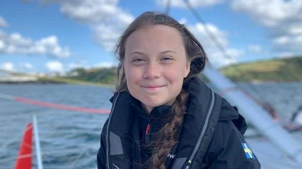 greta thunberg  covid vaccine  needy countries
