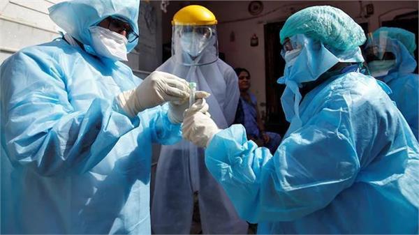corona testing report sunam udham singh wala government of punjab