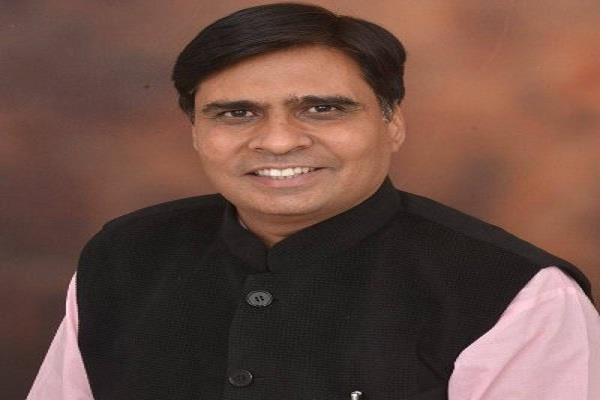 subhash sharma general secretary punjab bjp