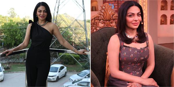neeru bajwa jazbaa show