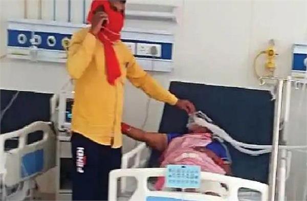 madhya pradesh oxygen shortage 12 patients died