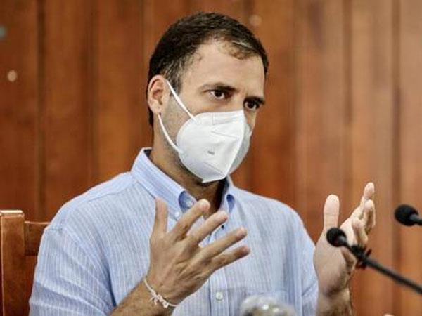 rahul gandhi notebandi vaccination strategy