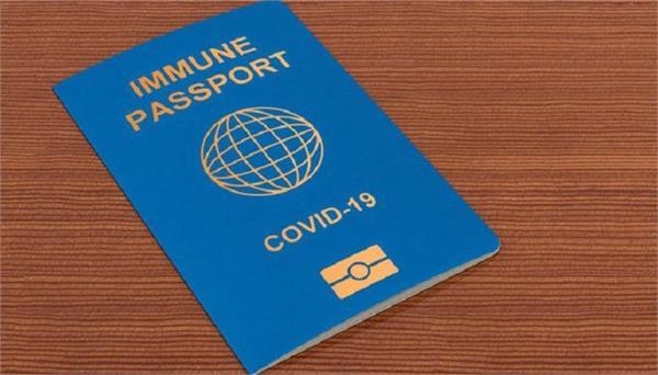 coronavirus corona passport america school international travel