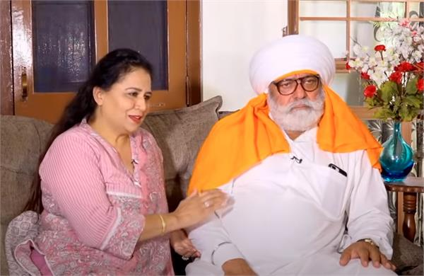 yograj singh and his wife interview