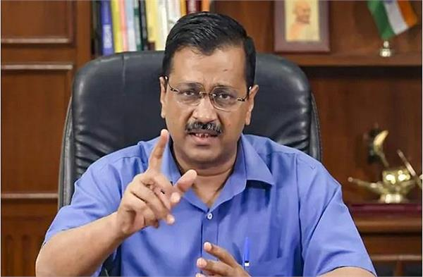 delhi locked for a week kejriwal appeals to the people