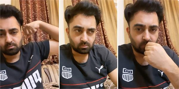 sharry mann angry on gym clossed news