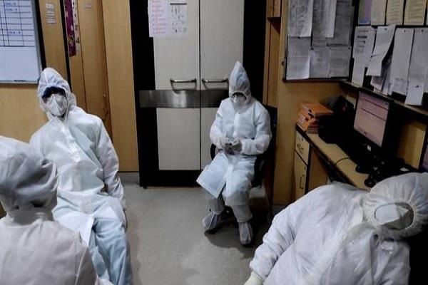india corona virus specialist 3 years oxygen