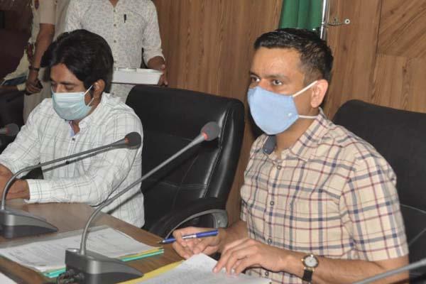 deputy commissioner ghansham thori jalandhar