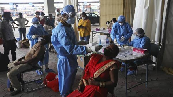 corona virus more than 3 32 lakh cases in 24 hours