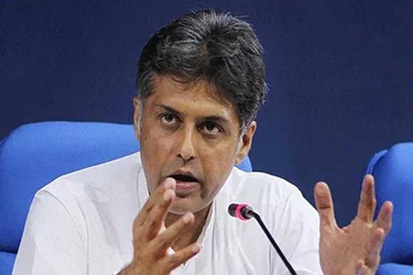 manish tiwari parliament emergency session coronavirus president